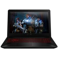 "Ноутбук ASUS TUF Gaming FX504GM (Intel Core i7 8750H 2200 MHz/15.6""/1920x1080/8GB/1256GB HDD+SSD/DVD нет/NVIDIA GeForce GTX 1060/Wi-Fi/Bluetooth/Без ОС)"